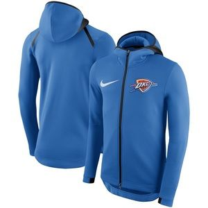 Oklahoma City Thunder Therma Flex Full-zip Hoodie